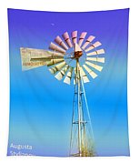 Famagusta Windmill Tapestry
