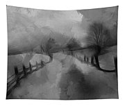A Winters Day Tapestry