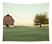 A Wisconsin Postcard Tapestry