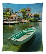 A Yvoire - France Tapestry