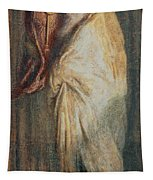 Aaron With The Scroll Of The Law, 1875 Tapestry