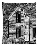 Abandoned Farmhouse - Alstown - Washington - May 2013 Tapestry