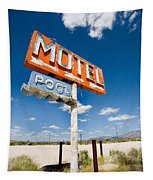 Abandoned Motel Tapestry
