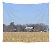 Abandoned Panoramic Tapestry