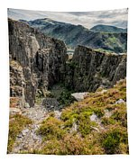 Abandoned Quarry Tapestry