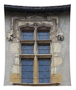 Abbot Palace Window - Cluny - Burgundy Tapestry