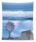 Abbott Kinney #1 Tapestry