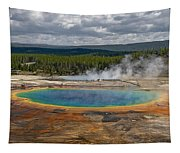 Above Grand Prismatic Tapestry