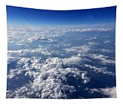 Above The Clouds Tapestry