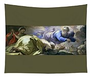 Abraham Heard The Promises Of The Lord Tapestry