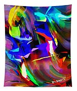 Abstract 082713d Tapestry