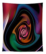 Abstract 100913 Tapestry