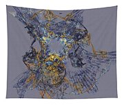 Abstract 101913 Tapestry