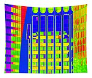 Abstract Architecture Tapestry