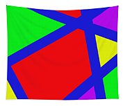 Abstract Art Tapestry