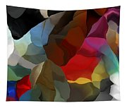 Abstract Distraction Tapestry