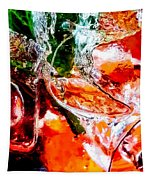 Abstract Drink Tapestry