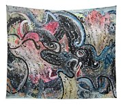Abstract Expressionsim 02 Tapestry