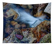 Abstract Falls Tapestry