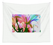 Abstract Floral Tapestry