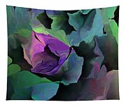 Abstract Floral Expression 041213 Tapestry