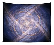 Abstract Fractal Background 17 Tapestry