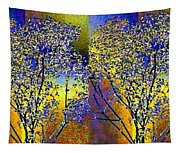 Abstract Fusion 100 Tapestry