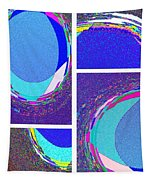 Abstract Fusion 178 Tapestry