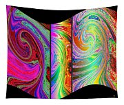Abstract Fusion 184 Tapestry