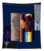 Abstract Fusion 191 Tapestry