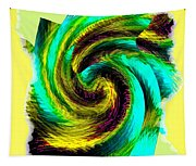 Abstract Fusion 201 Tapestry