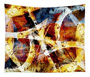 Abstract Graffiti 2 Tapestry