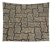 Abstract Interlocking Pavement Tapestry