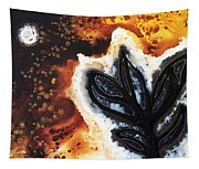 Abstract Landscape Art - New Growth - By Sharon Cummings Tapestry