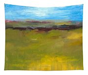 Abstract Landscape - The Highway Series Tapestry