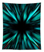 Abstract Oganic  Tapestry