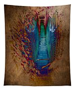 Abstract Path Tapestry