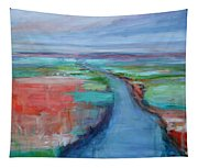 Abstract River Tapestry