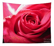 Abstract Rose 4 Tapestry