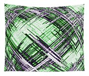 Abstract Spherical Design Tapestry