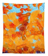 Abstract Summer Tapestry