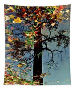 Abstract Tree Tapestry