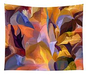 Abstract Vignettes Tapestry
