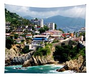 Acapulco Tapestry