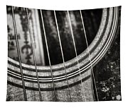 Acoustically Speaking Tapestry