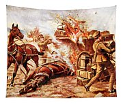 Acting-bombardier H.a. Creasey Tapestry