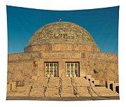 Adler Planetarium Chicago Il Tapestry
