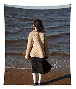 Admiring The Ocean Tapestry