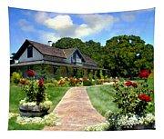 Adobe Alamo Pintado Rideau Vineyards Tapestry