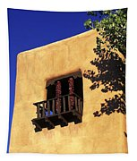 Adobe And Ristras Tapestry